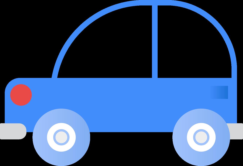 car Clipart illustration in PNG, SVG