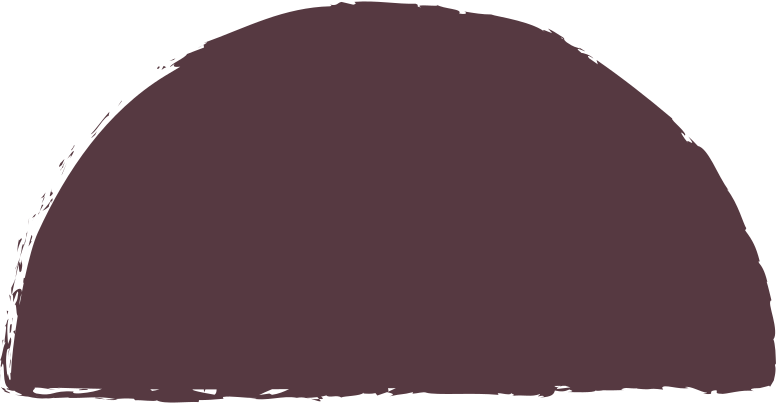 style semicircle-dark-brown Vector images in PNG and SVG | Icons8 Illustrations