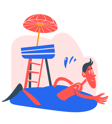 style swimming images in PNG and SVG | Icons8 Illustrations