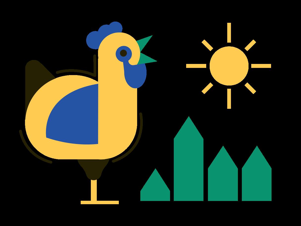 Good morning Clipart illustration in PNG, SVG