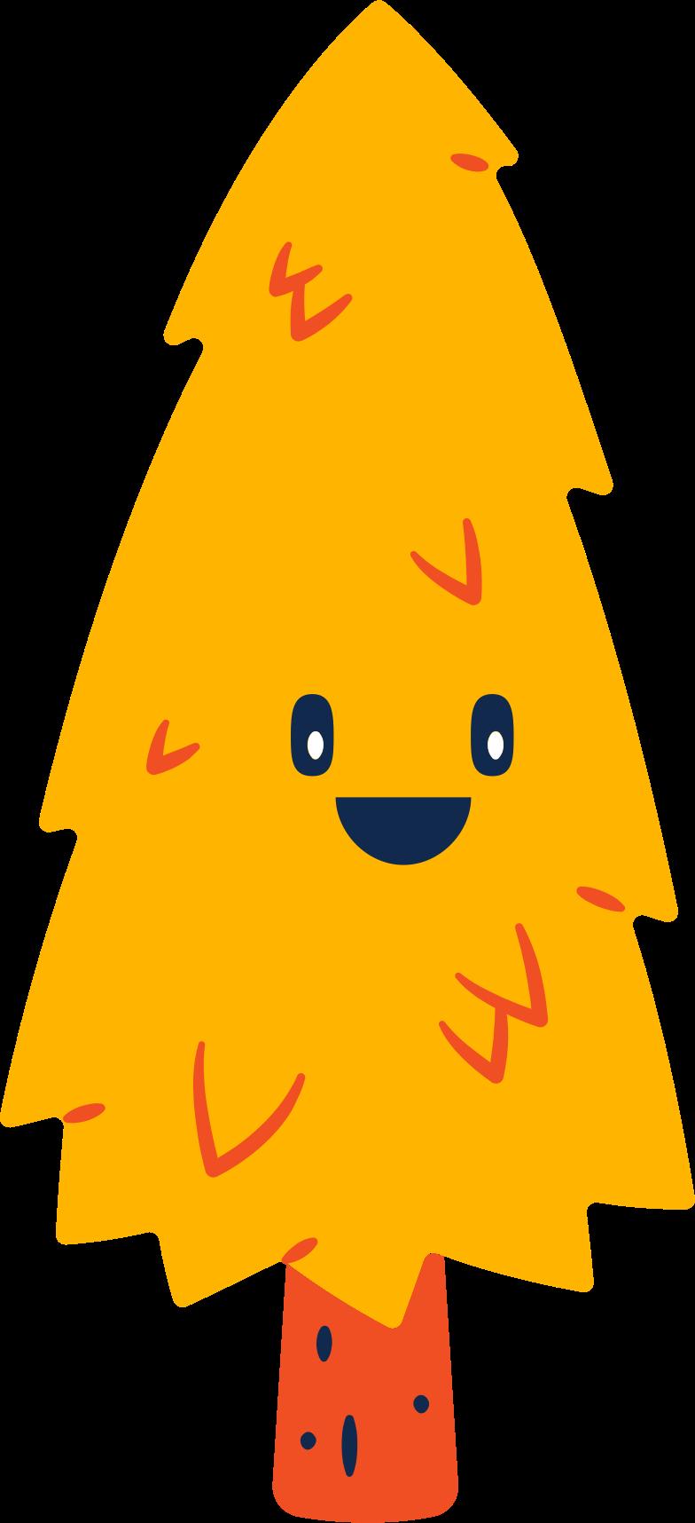 Иллюстрация счастливое дерево в стиле  в PNG и SVG | Icons8 Иллюстрации