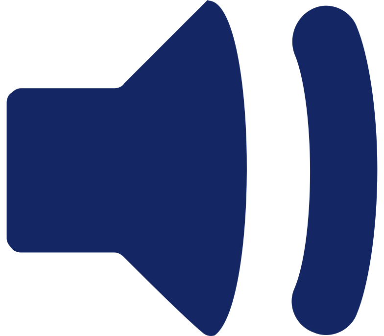 volume icon Clipart illustration in PNG, SVG