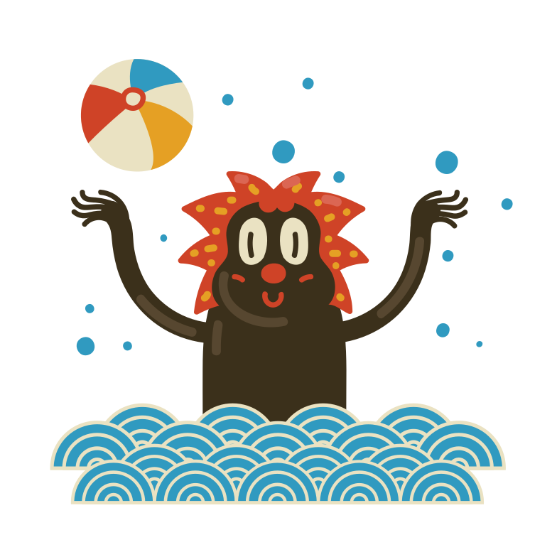 style Summer sea Vector images in PNG and SVG | Icons8 Illustrations