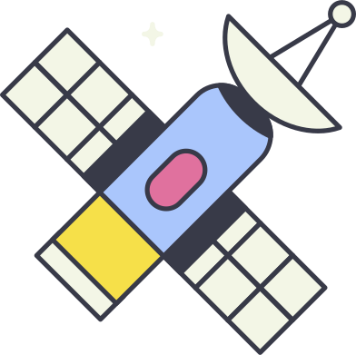 style satellite images in PNG and SVG | Icons8 Illustrations