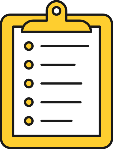 style pad with list images in PNG and SVG | Icons8 Illustrations
