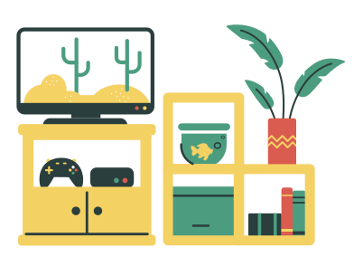 style TV zone images in PNG and SVG | Icons8 Illustrations