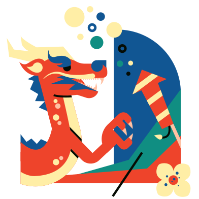 style Dragon images in PNG and SVG | Icons8 Illustrations