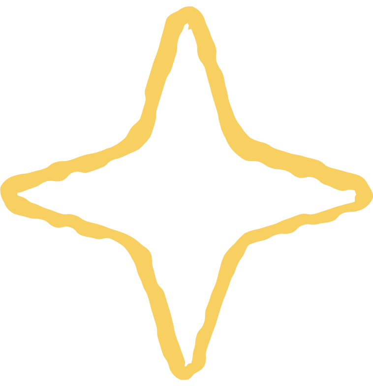 yellow star Clipart illustration in PNG, SVG