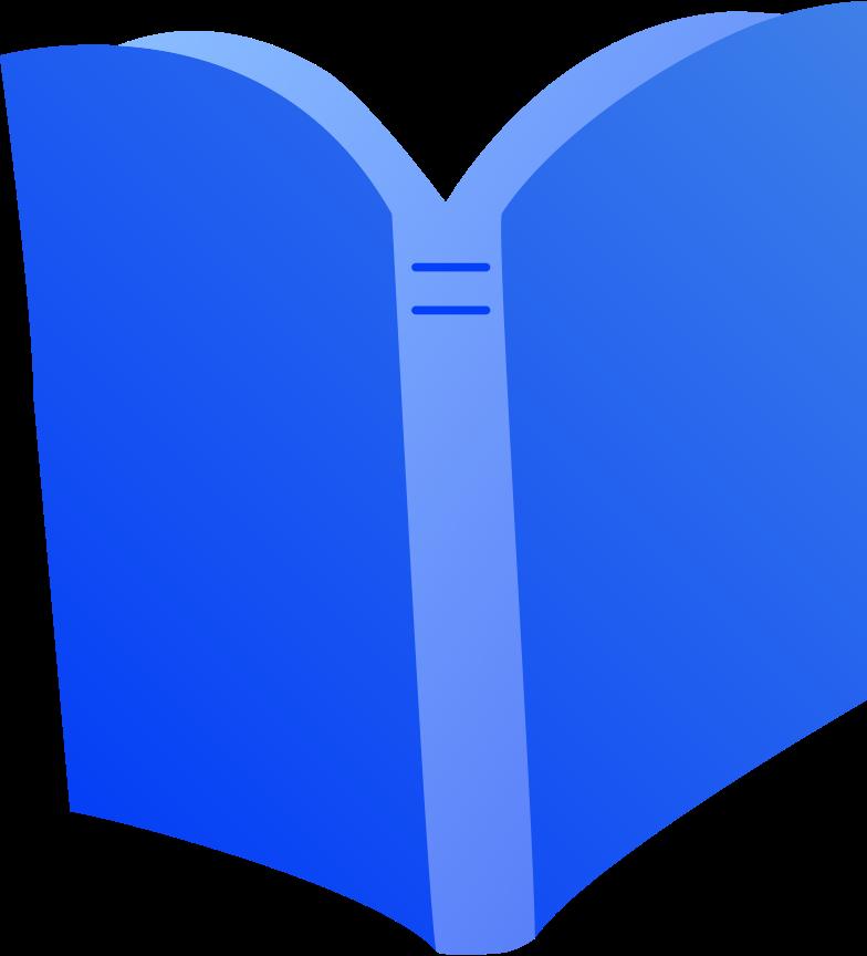 Immagine Vettoriale come libro in PNG e SVG in stile  | Illustrazioni Icons8