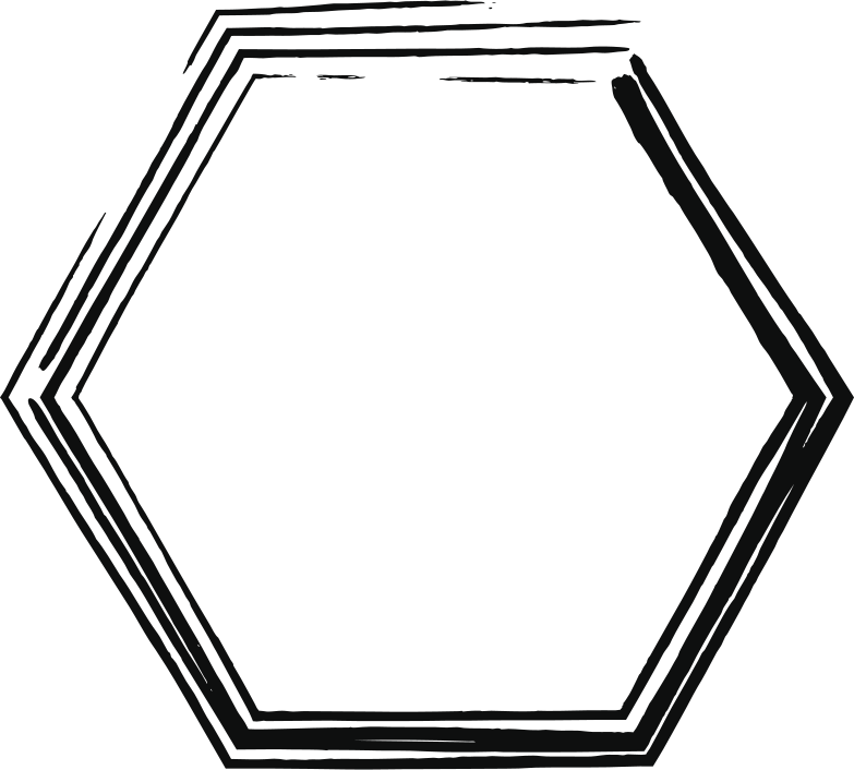 black rhombus Clipart illustration in PNG, SVG