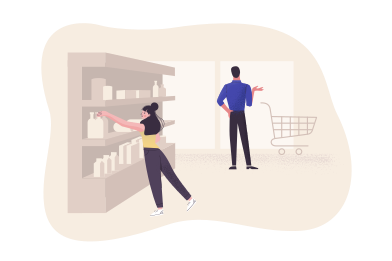 style Grocery store images in PNG and SVG | Icons8 Illustrations