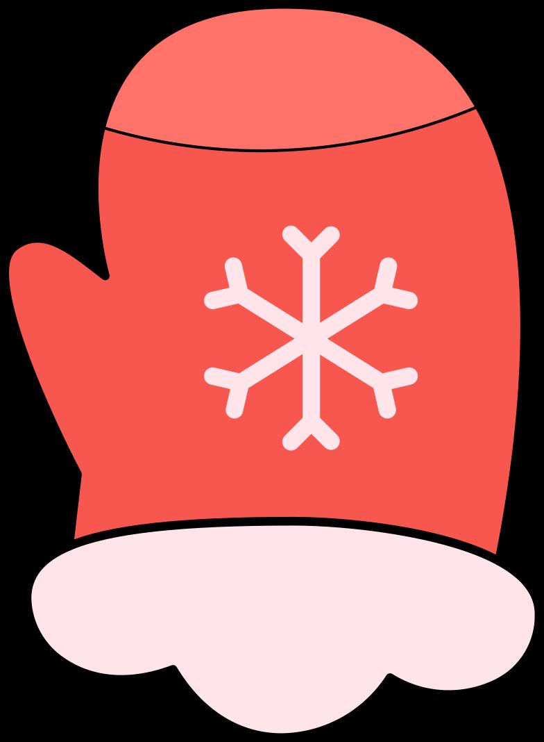 Fäustlinge Clipart-Grafik als PNG, SVG