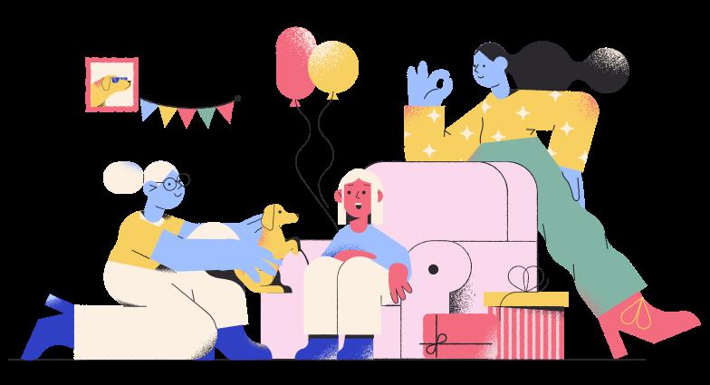 Surprise Clipart illustration in PNG, SVG