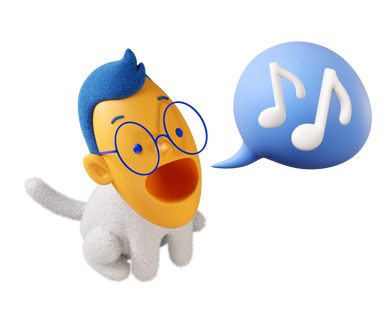 style Singing images in PNG and SVG | Icons8 Illustrations