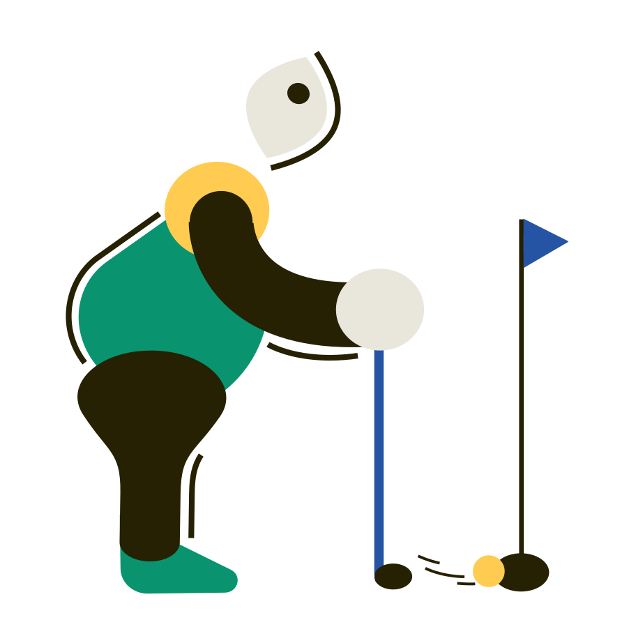style Golf Vector images in PNG and SVG   Icons8 Illustrations