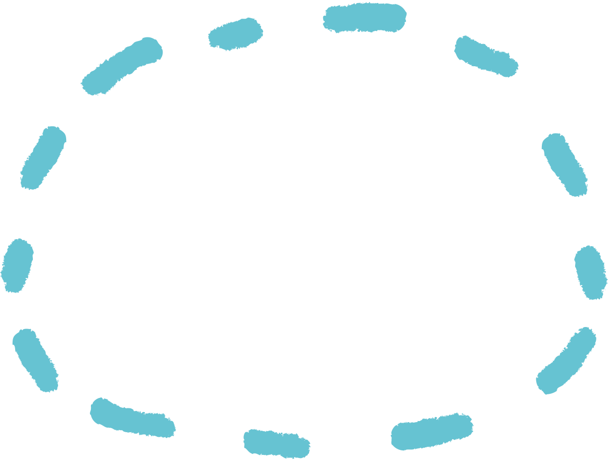 dashed circle Clipart illustration in PNG, SVG