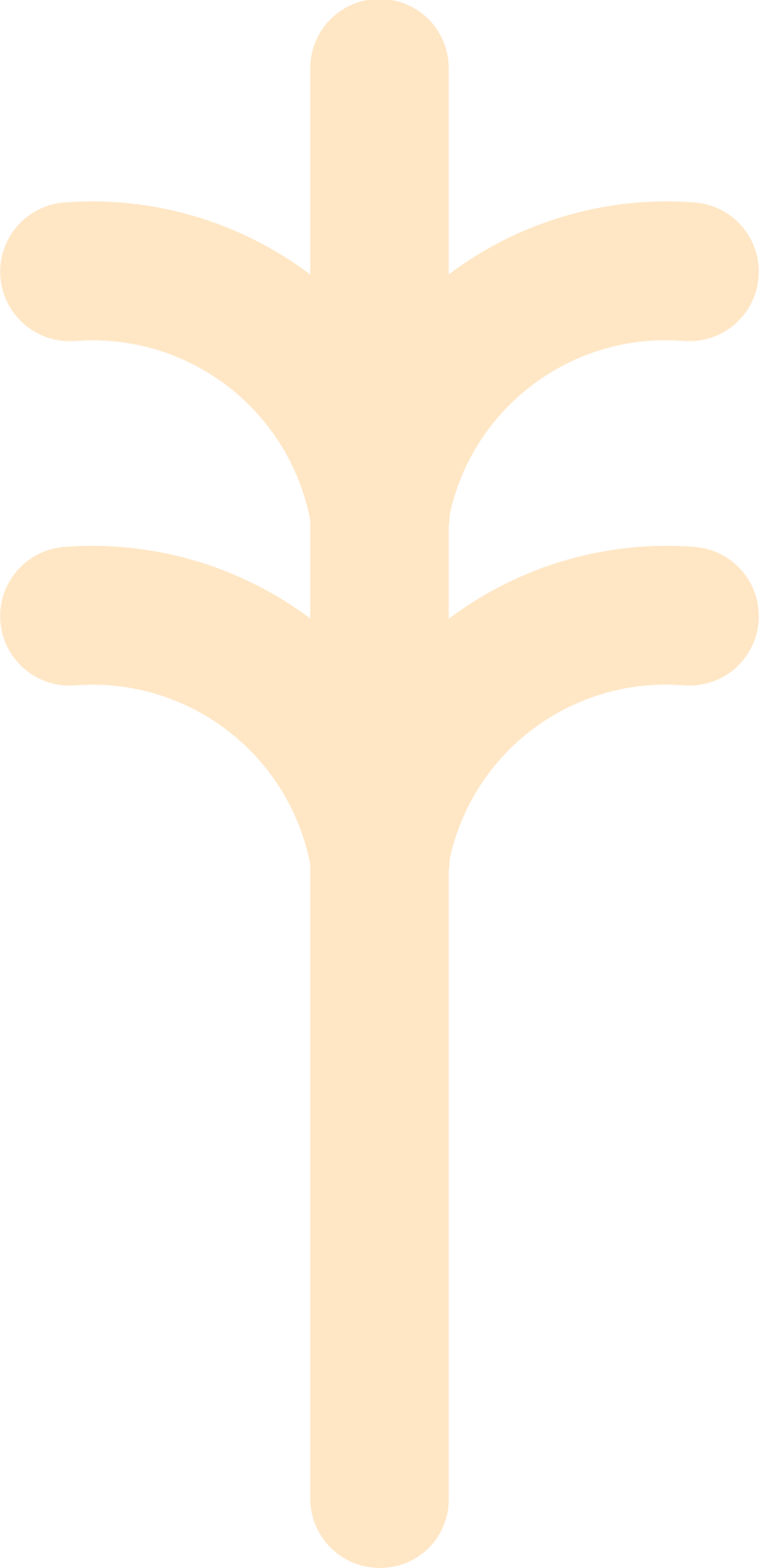 Baum orange Clipart-Grafik als PNG, SVG