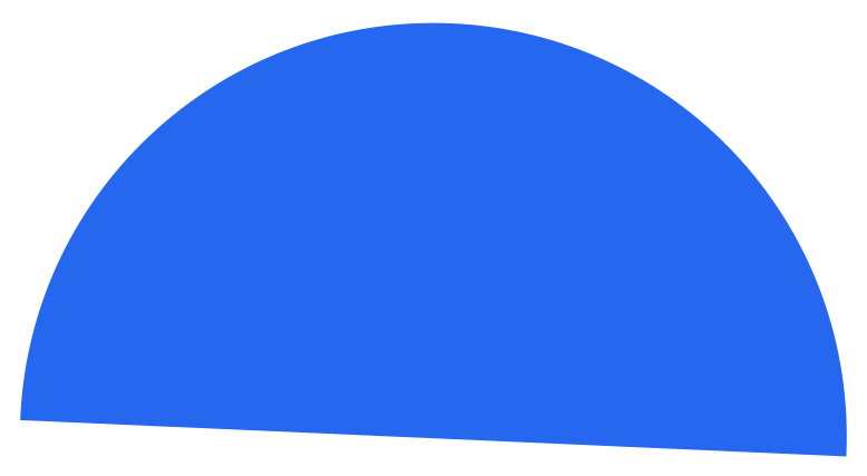 style semicircle blue Vector images in PNG and SVG | Icons8 Illustrations