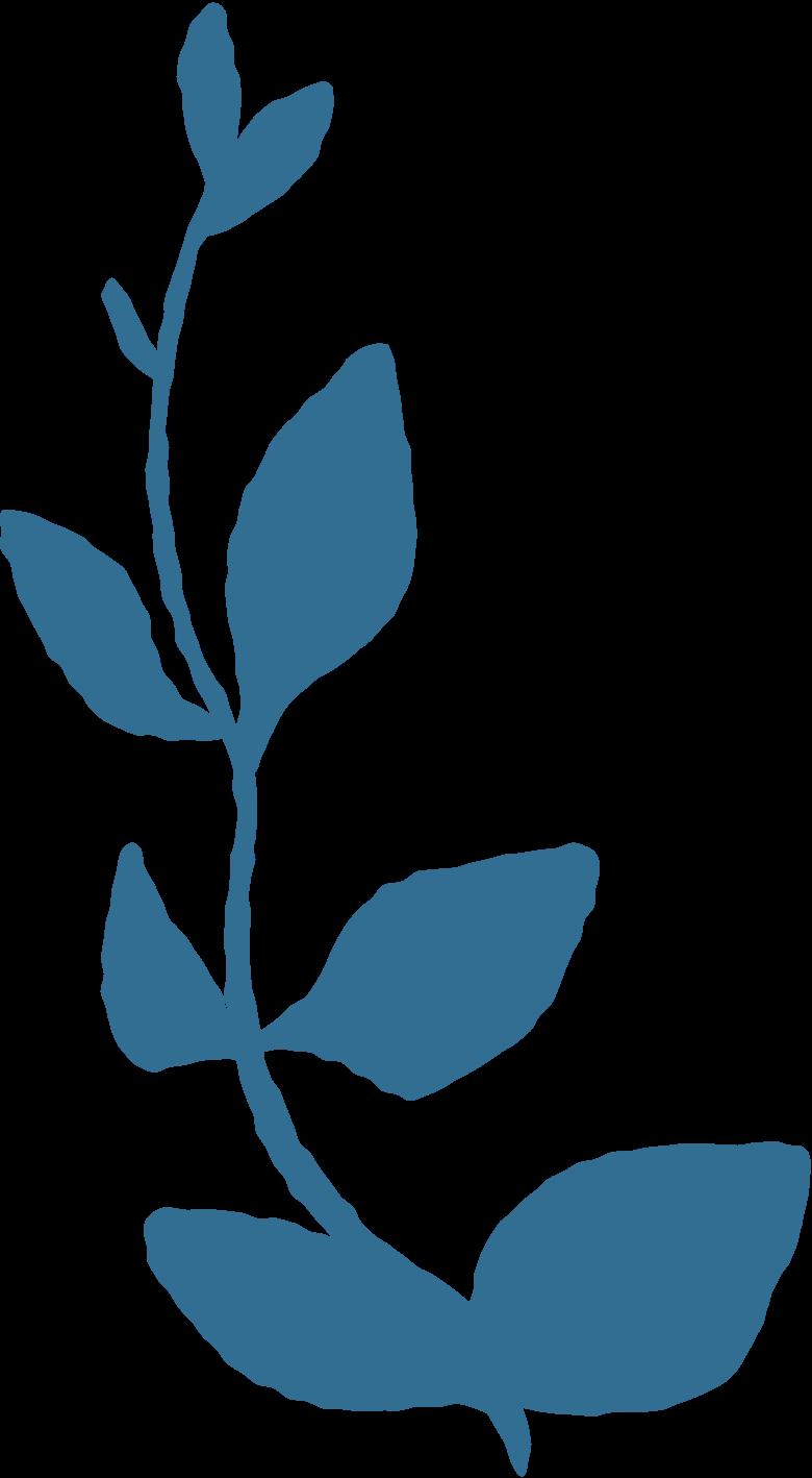 PNGとSVGの  スタイルの 葉飾りのある枝 ベクターイメージ | Icons8 イラスト