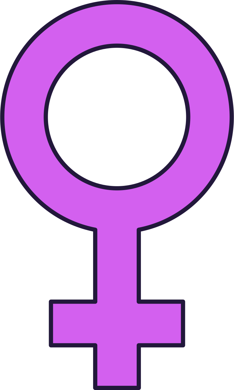 style female sign Vector images in PNG and SVG | Icons8 Illustrations