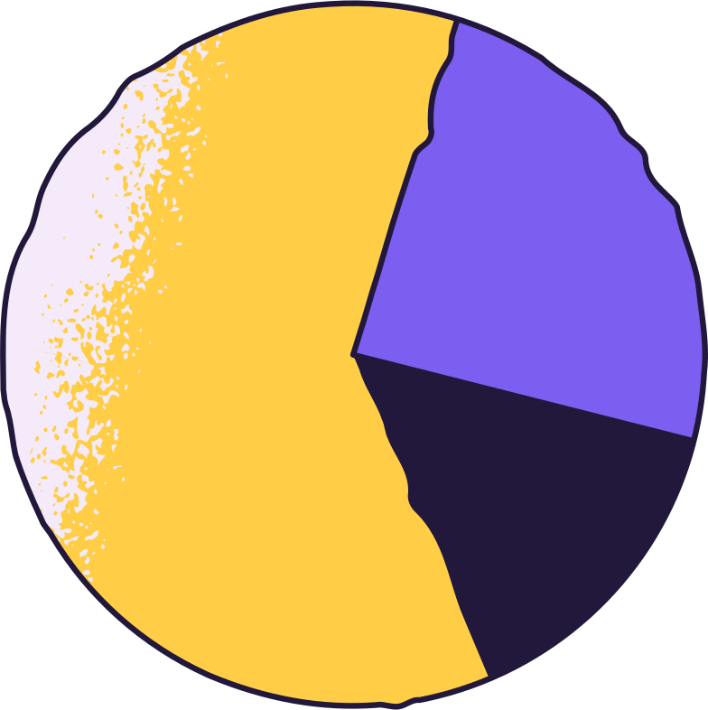 uploading  pie chart Clipart illustration in PNG, SVG