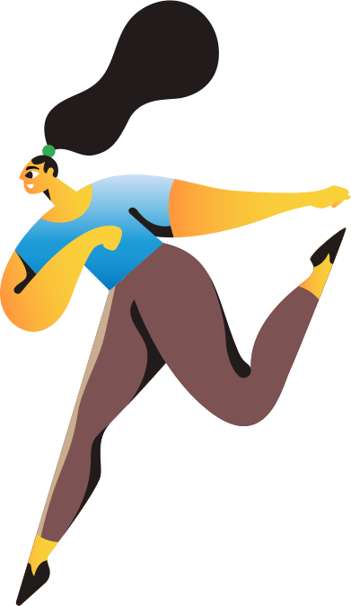 style running girl images in PNG and SVG | Icons8 Illustrations