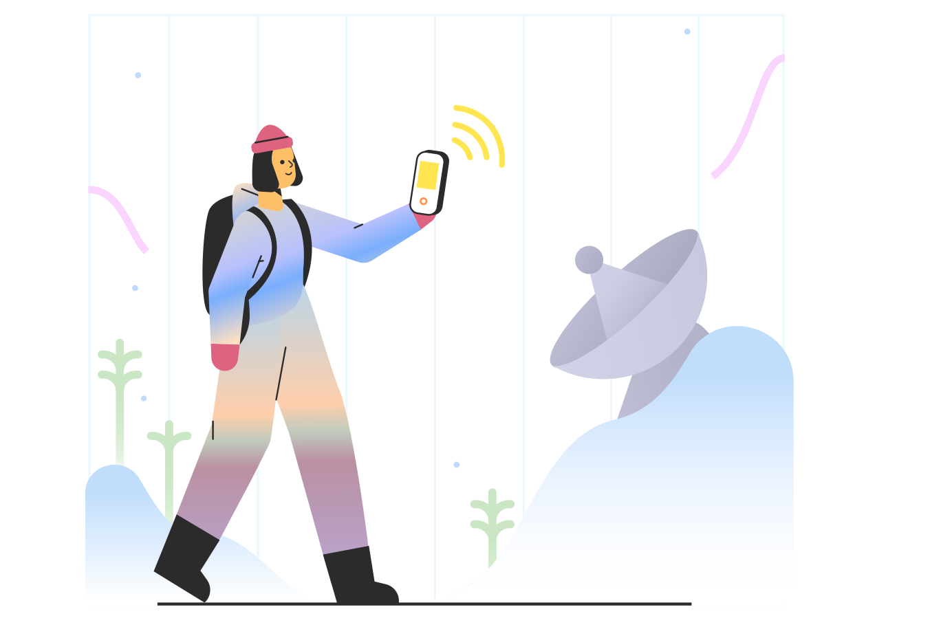 Good signal Clipart illustration in PNG, SVG