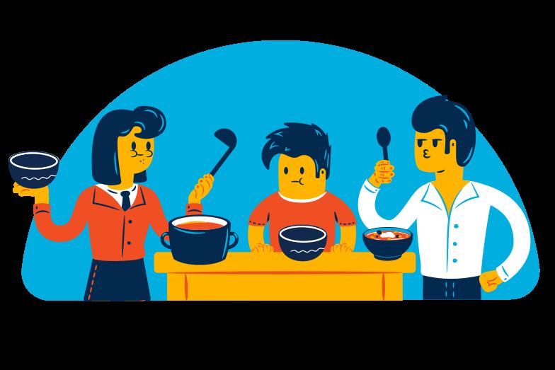 Style  Besoin de manger Images vectorielles en PNG et SVG | Icons8 Illustrations