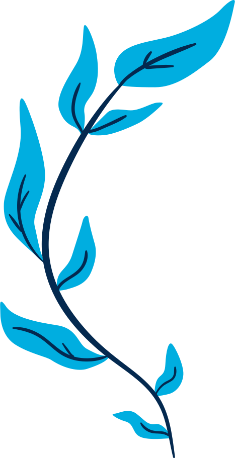 branch with leaves Clipart illustration in PNG, SVG
