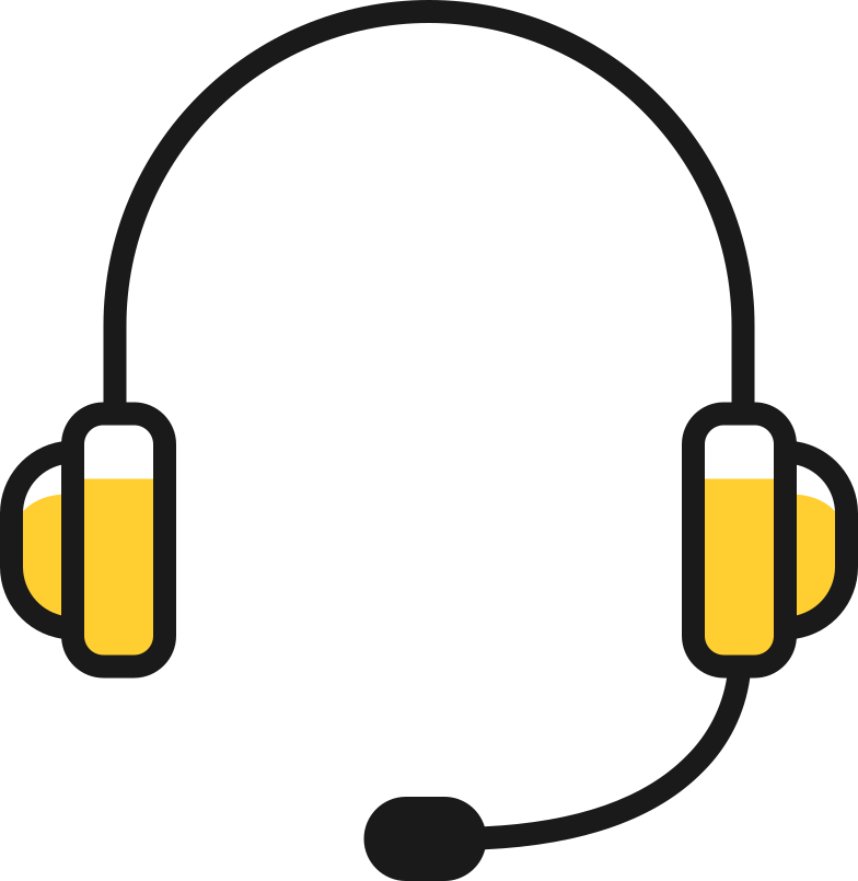 style support headphones Vector images in PNG and SVG   Icons8 Illustrations