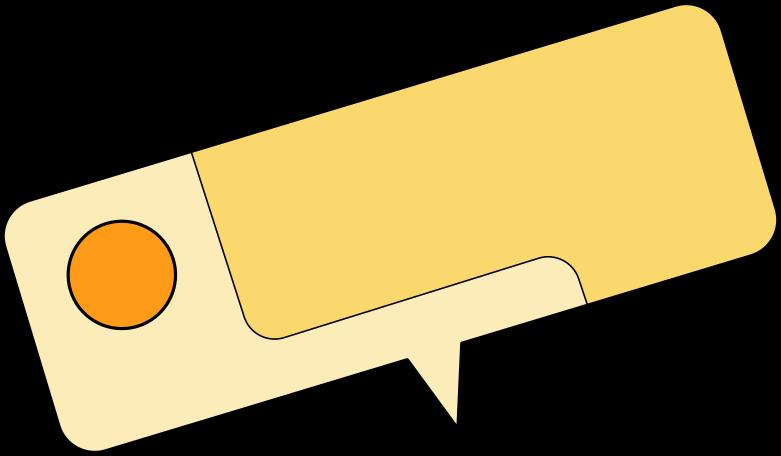 comment Clipart illustration in PNG, SVG