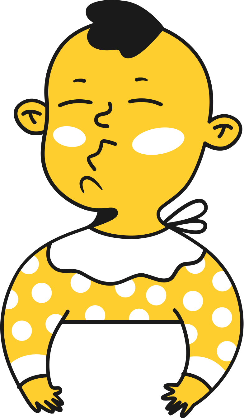 child drinking Clipart illustration in PNG, SVG