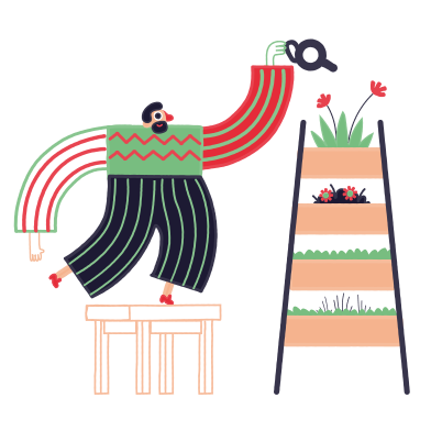 style 垂直庭園 images in PNG and SVG | Icons8 Illustrations