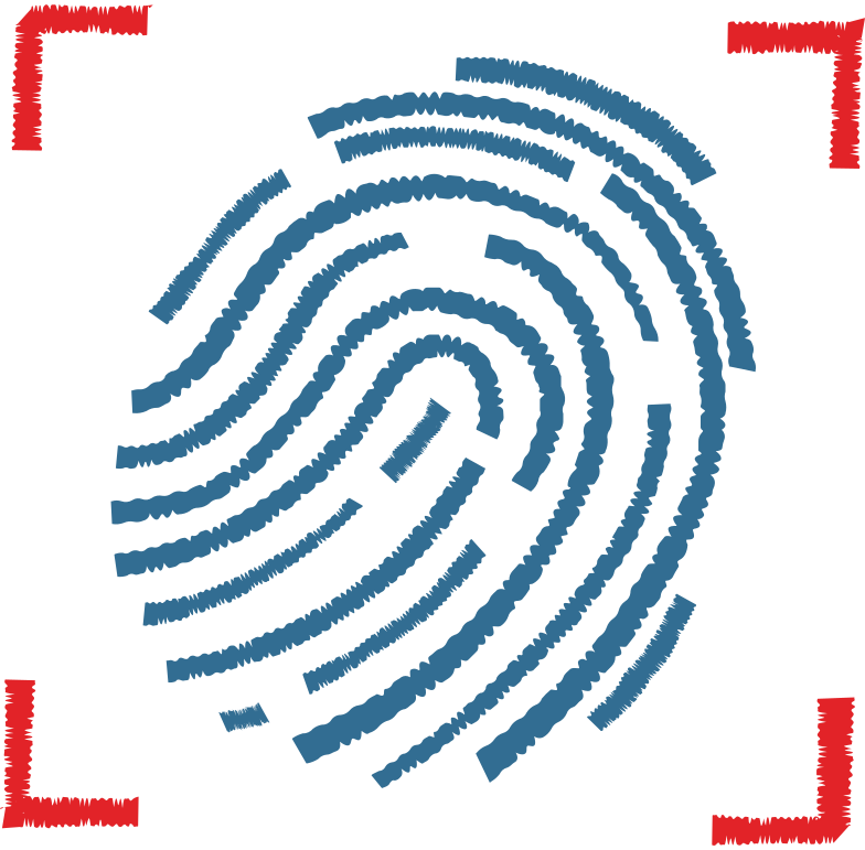 fingerprint-sanner Clipart illustration in PNG, SVG