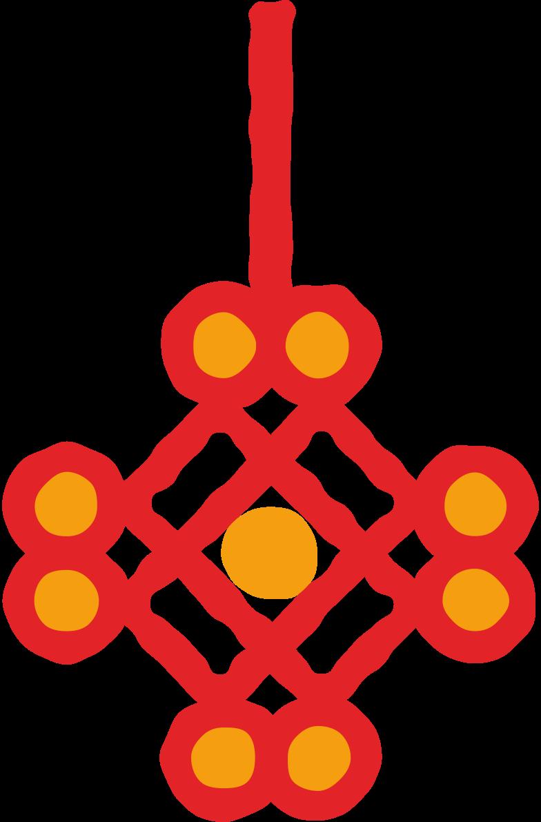 decoration for lantern Clipart illustration in PNG, SVG