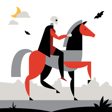 style The Rider images in PNG and SVG | Icons8 Illustrations