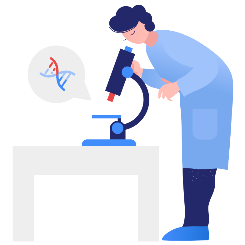 style DNA research Vector images in PNG and SVG | Icons8 Illustrations