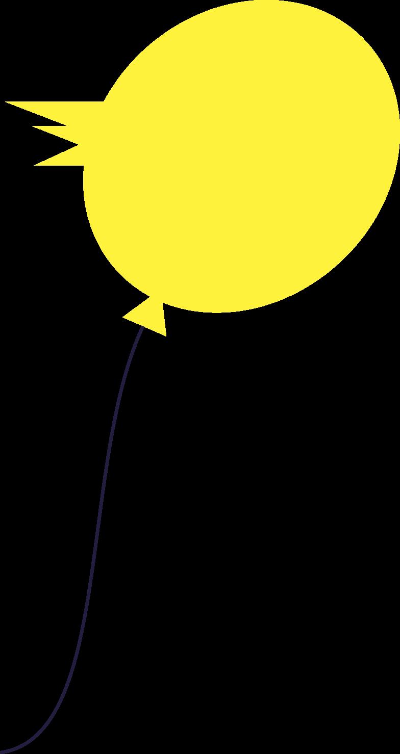 fatal error  balloon Clipart illustration in PNG, SVG