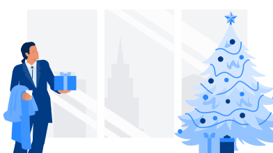 style Gift for christmas  images in PNG and SVG | Icons8 Illustrations