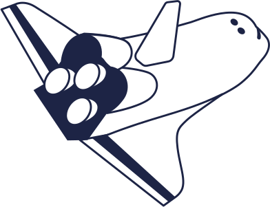 style spaceship line images in PNG and SVG | Icons8 Illustrations