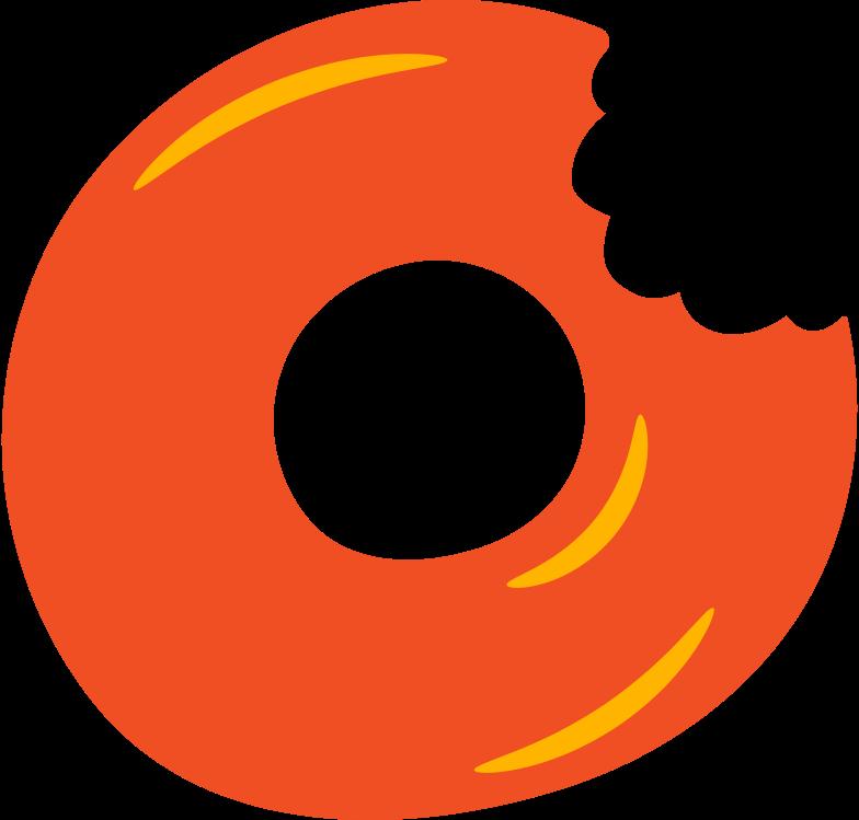 doughnut Clipart illustration in PNG, SVG