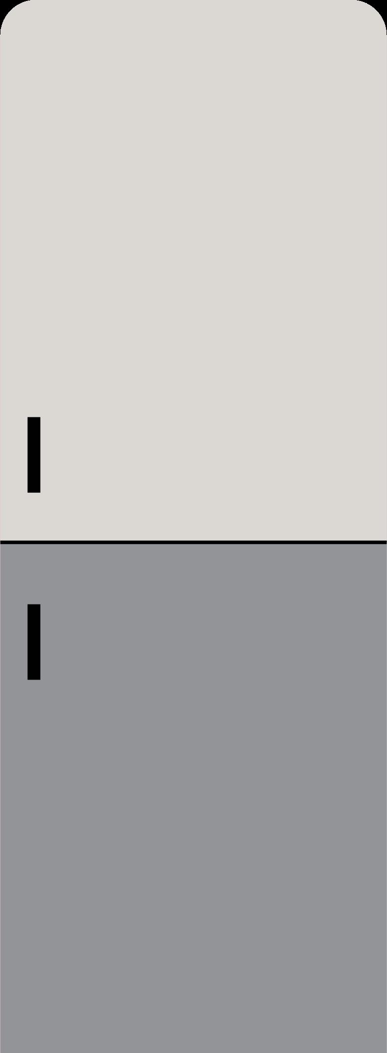 fridge Clipart illustration in PNG, SVG