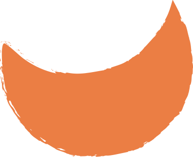 style crescent-orange images in PNG and SVG | Icons8 Illustrations