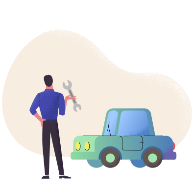 style Fixing the car images in PNG and SVG | Icons8 Illustrations