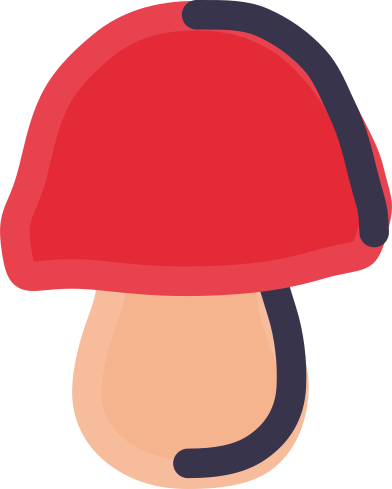 style mushroom images in PNG and SVG | Icons8 Illustrations