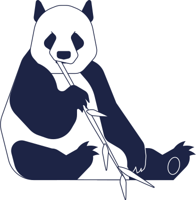 style panda images in PNG and SVG | Icons8 Illustrations