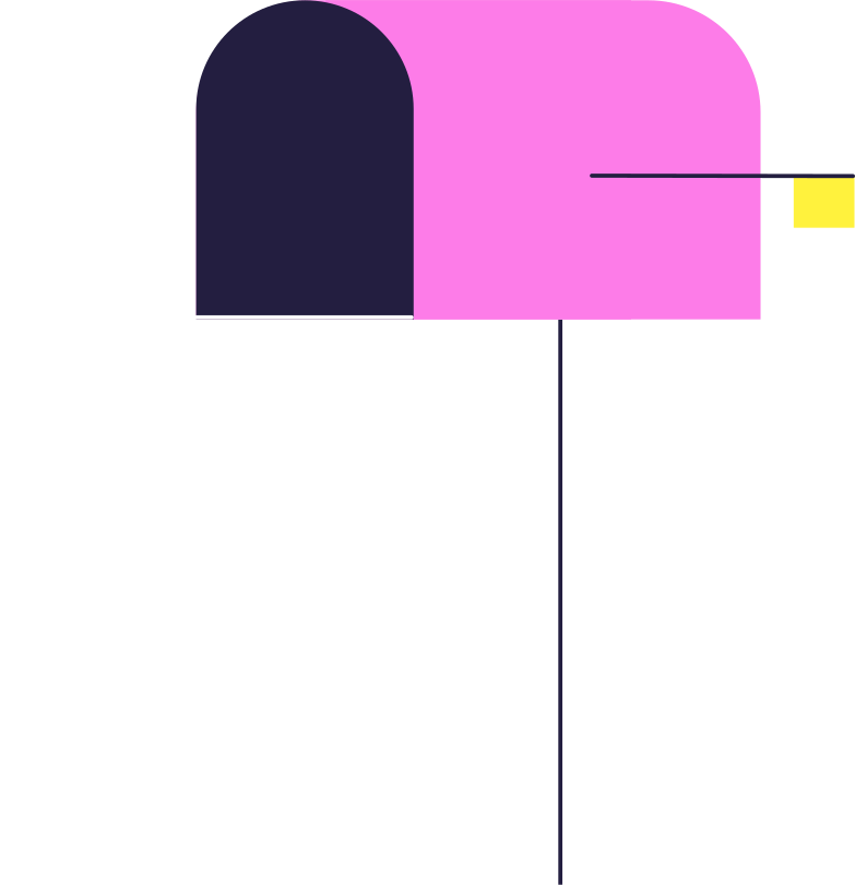 mailbox Clipart illustration in PNG, SVG