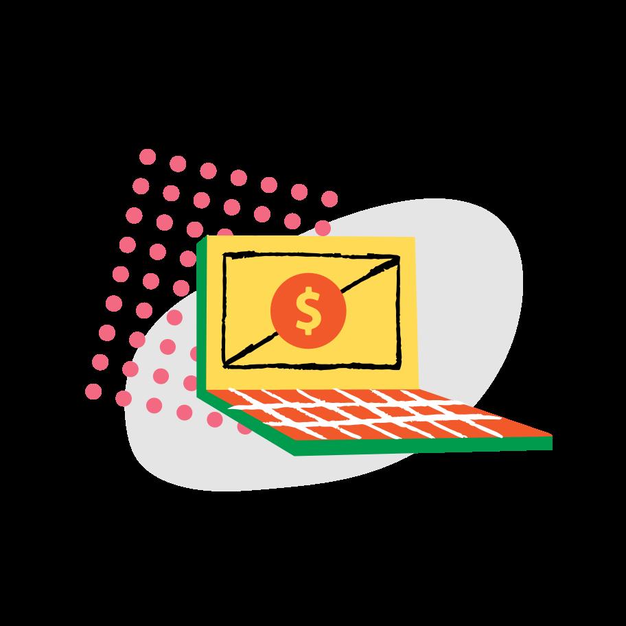 online-banking Clipart-Grafik als PNG, SVG