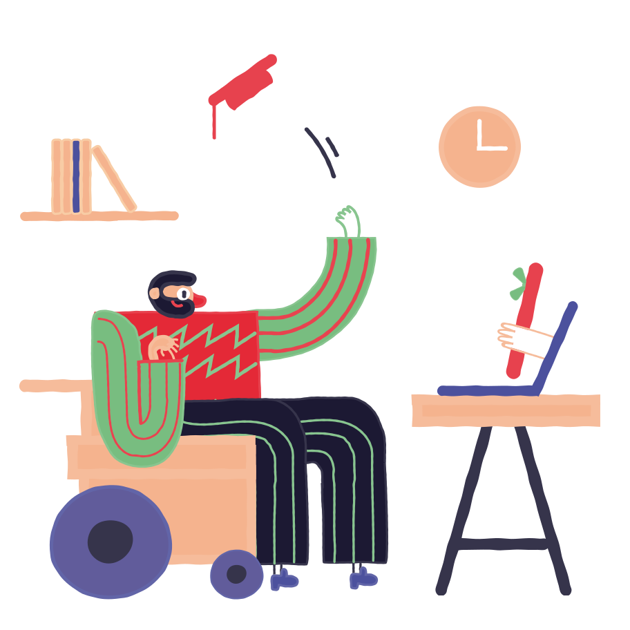 style Training for the disabled Vector images in PNG and SVG   Icons8 Illustrations
