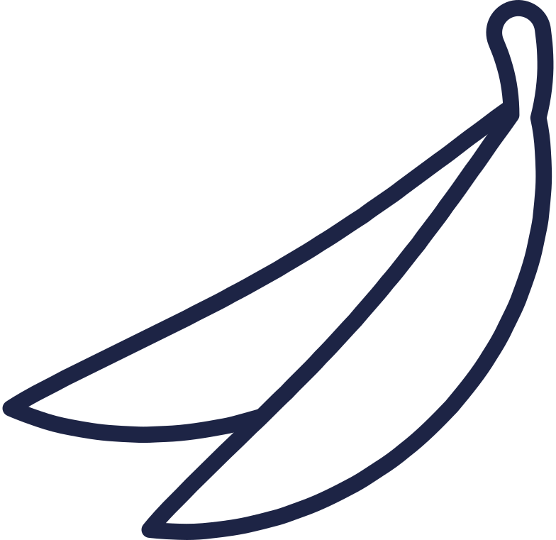 bananas Clipart illustration in PNG, SVG